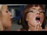 Krissy Lynn, Kylie Page (Cinematic Climax)2017, 3some, Big Naturals, Big Tits, Facial, MILF, Natural Tits, HD 1080p