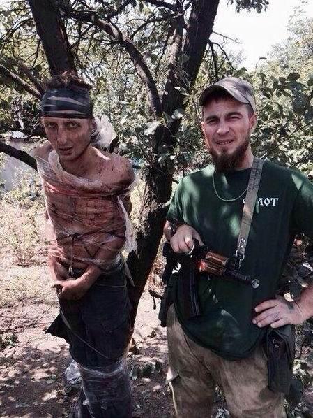 Родственники многих десантников из РФ не знают, что они в Украине, - пресс-офицер АТО - Цензор.НЕТ 6440
