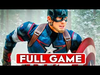 [mkiceandfire] captain america super soldier gameplay walkthrough part 1 full game [1080p hd] - no commentary