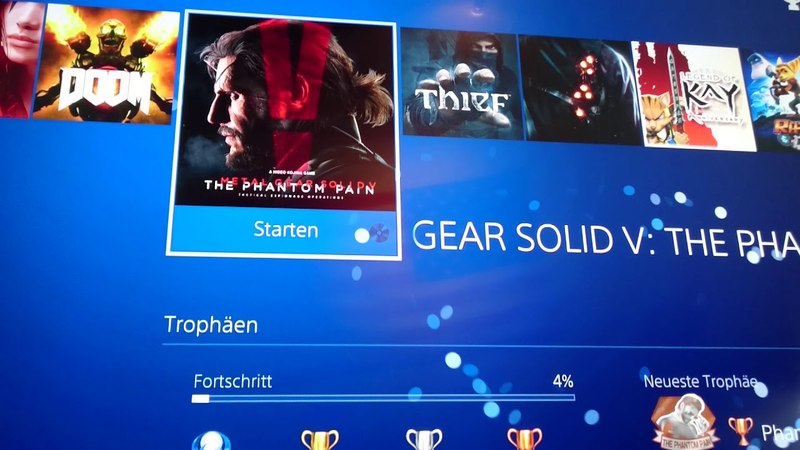 Мои игры на PS4 , долго и нудно, зато какая режиссура....01 Of 02