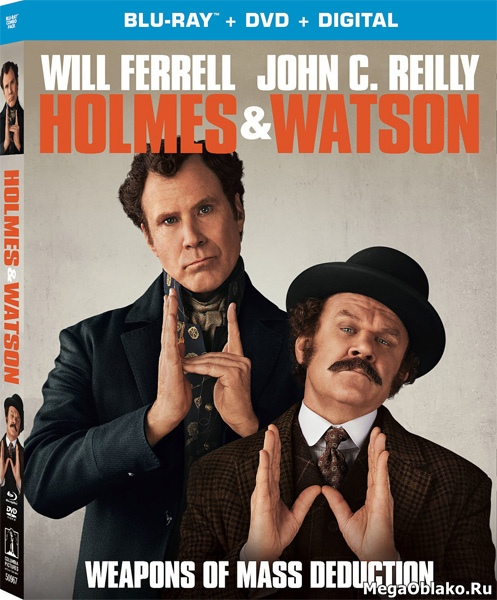 Холмс & Ватсон / Holmes & Watson (2018/BD-Remux/BDRip/HDRip)
