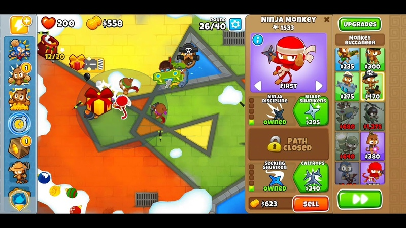 Bloons TD 6 IOS-Android-Review-Gameplay-Walkthrough-Part 8