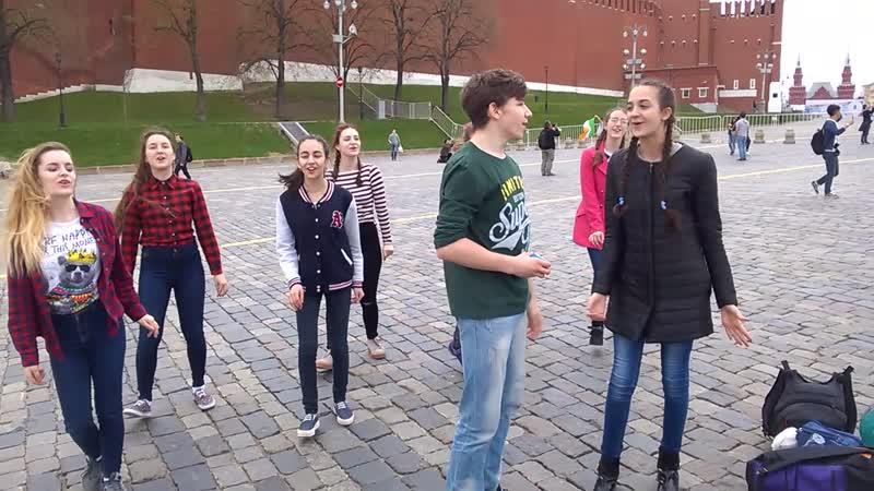 ВОЕЕНОЕ ПОПУРРИ на Красной площади