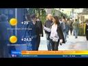 Синоптики прогнозируют рекордно теплую погоду 20 сентября в Москве