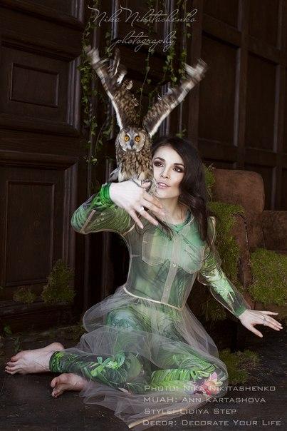Лесное путешествие феи Сати Казановой