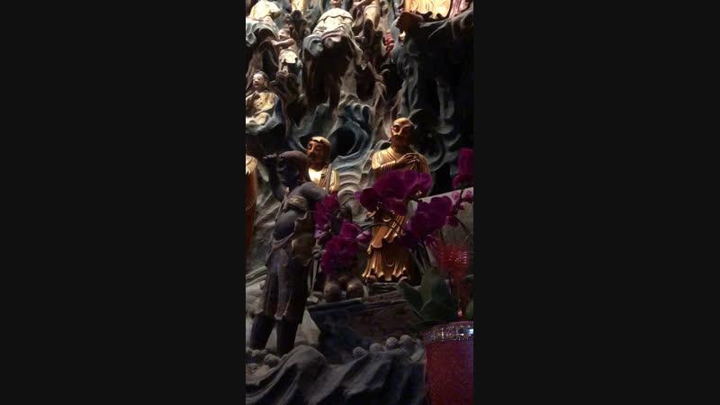 Слайд-шоу. Китай. Храм Нефритового Будды