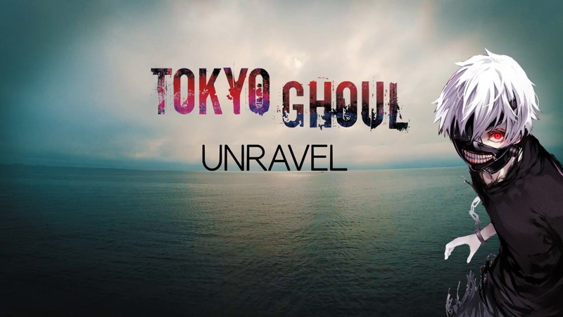 Unravel - Tokyo Ghoul (Fingerstyle Guitar Cover)