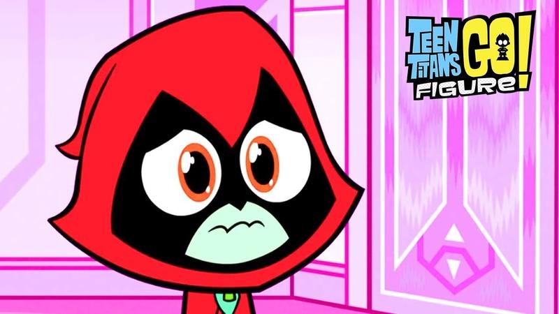Мини Титаны (ЮНЫЕ ТИТАНЫ ВПЕРЕД 2)/Teen Titans Go! Figure - ФИНАЛЬНЫЙ ТУРНИР