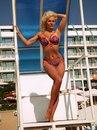 Татьяна Балецкая, белорусская модель