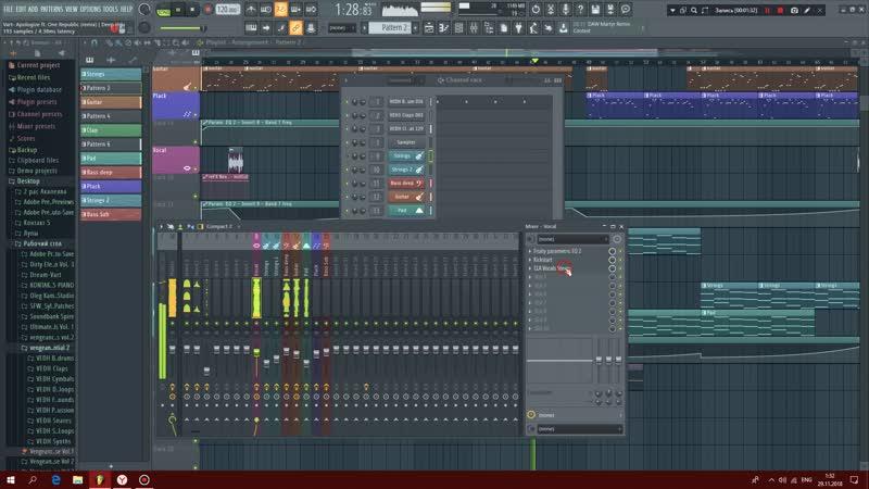 Vart- Apologize ft. One Republic (remix) [ Deep House ]Пока работаю над ней!!