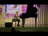 И.С. Бах  #Двухголосная инвенция до мажор      П.И. Чайковский  #Игра в лошадки