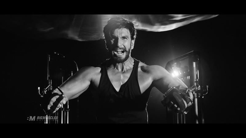 Ranveer Singh X BigMuscles Nutrition | Stronger Than You Think | I Cant Quit