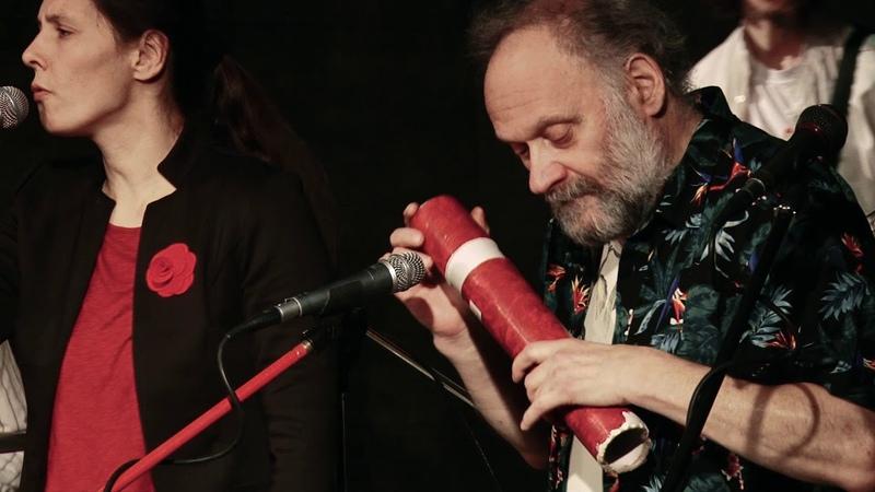 ДЕФЕСА | TO | Tom Zé cover | концерт в КЦ ДОМ 8.06.2018