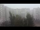 Сильный ливень с градом в Минске 05. 08. 2018 в 17 : 10 дня - Huawei Ascend Mate