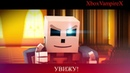 Judgement Minecraft Undertale Песня ГЕНОЦИД Song TryHardNinja RUS COVER Empire of Geese