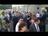 Открытие Народного музея воинской славы в Курске