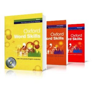 Oxford Word Skills Basic - Intermediate - Advanced (PDF Audio)