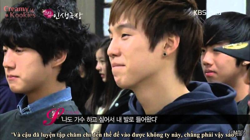 Vietsub BTS predebut CUT @2AM Star Life Theatre Ep4