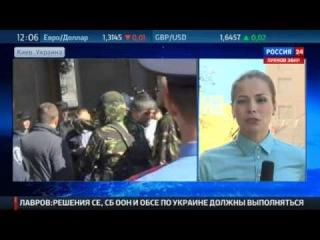 Украинское правительство предает собственную армию. Митинг у стен Рады. Украина новости сегодня