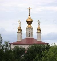 Ольгинский храм Железноводска