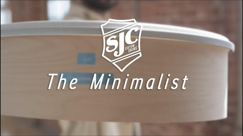 SJC Custom Drums - The Minimalist Snare (April Fools!)