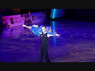 Дмитрий Плешков - Анастасия Кульбеда, Чемпионат России по европейскому секвею 2019