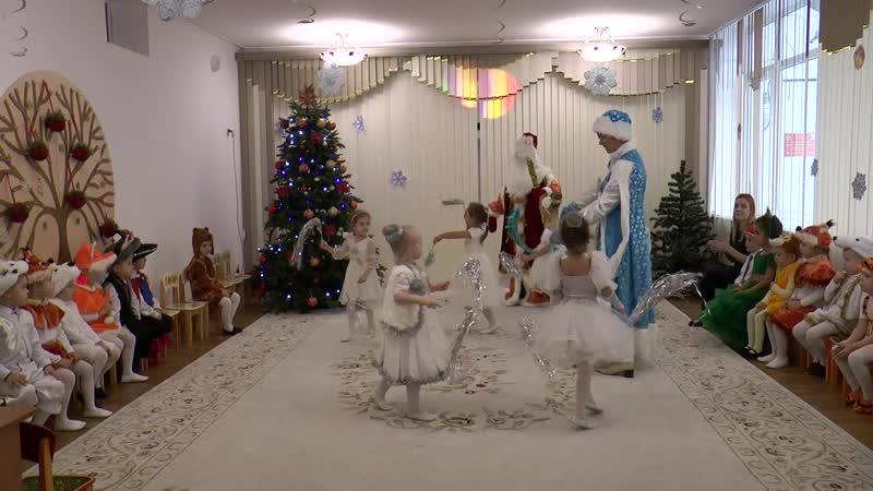 снежинки из 4 группы детсада № 130