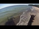 GoPro Hero 3 Horse riding at the beach and in the forest