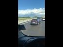 Авария автобан