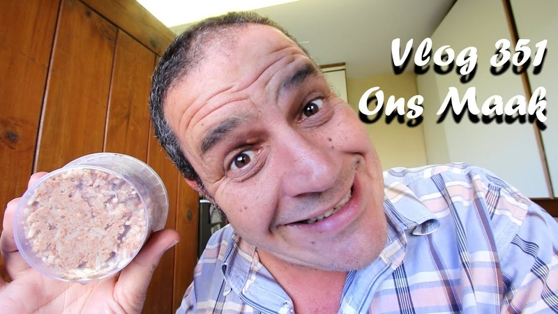 Vlog 351 Ons Maak Vlogs - The Daily Vlogger in Afrikaans 2018