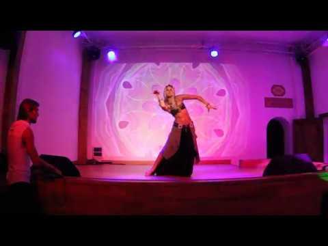 Lena Gukina feat. Kayatma - Tribal Festival 07.07.2018