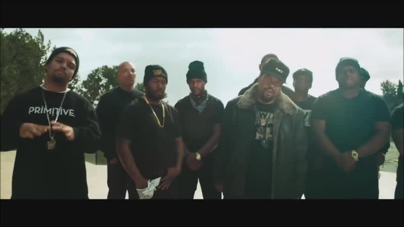 Ice Cube - Sic Them Youngins On Em (Official Video)