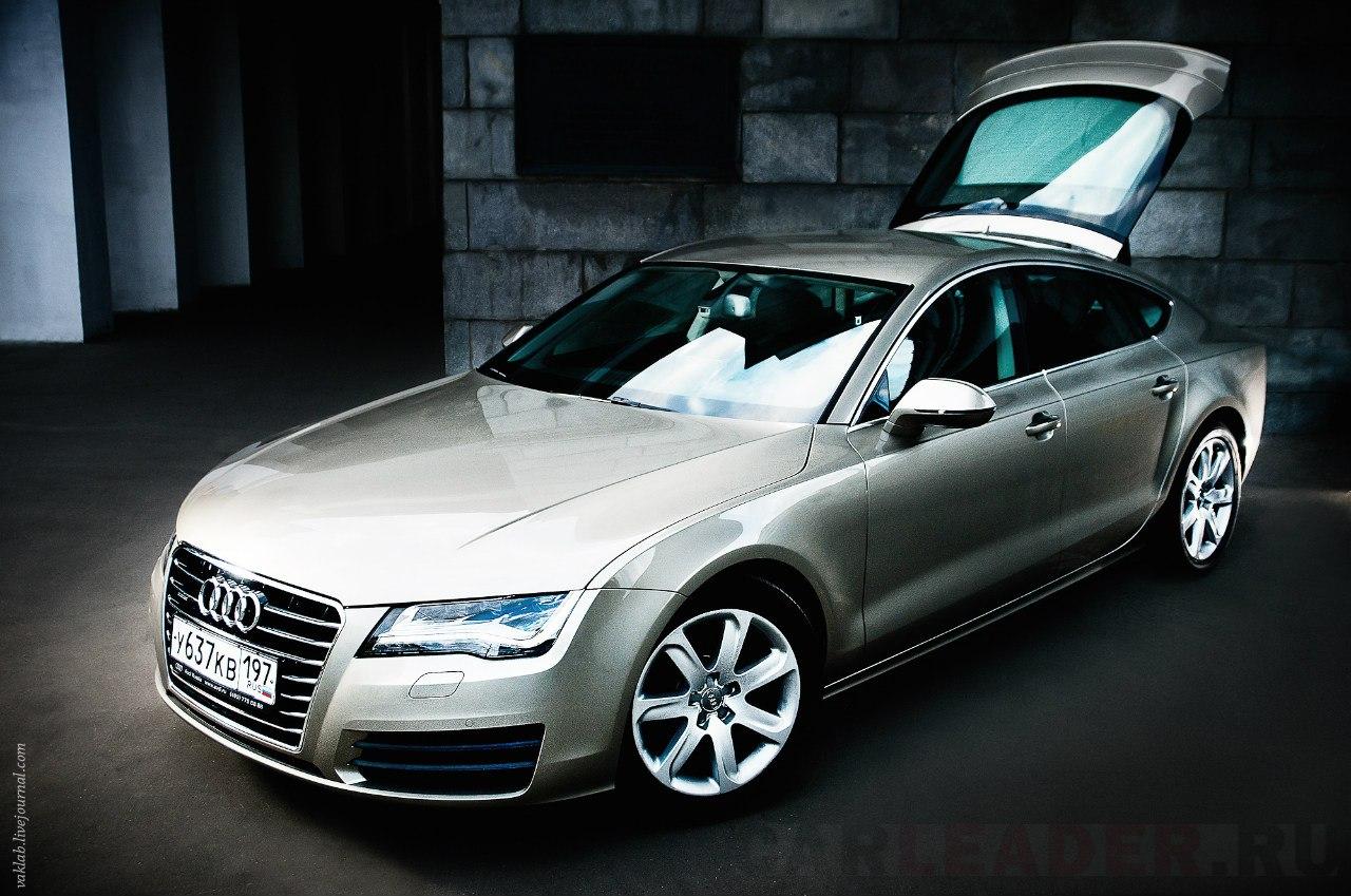 5 door Audi A7