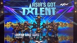 Junior Good Vibes High Energy Dance Moves Impressed The Judges! AXN Asias Got Talent 2019