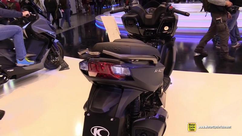2016 Kymco K XCT 300i Scooter