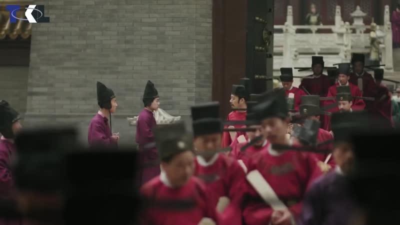Minh Lan Truyện - Tập 13 FULL - Phim Cổ Trang Trung Quốc 2019 - Triệu Lệ Dĩnh, Phùng Thiệu Phong