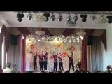 Заключительный концерт творческих коллективов ДДТ на Таганке Парад талантов.