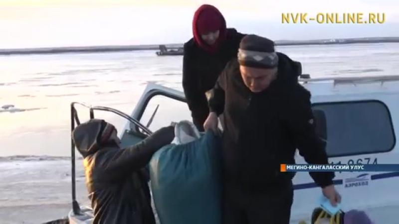 По маршруту Якутск-Нижний Бестях начали курсировать суда на воздушной подушке