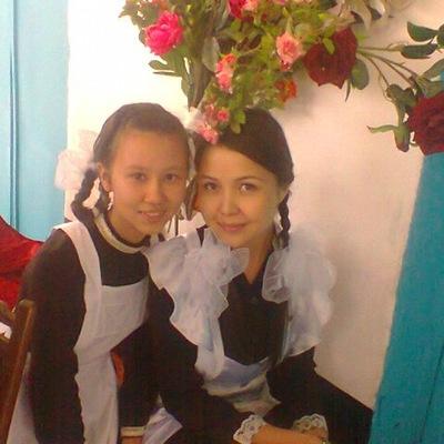 Malikusha Anarbekova, 29 сентября 1998, Владимир, id205690170