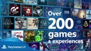 PlayStation VR Over 200 Games Experiences
