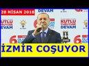 Cumhurbaşkanı Erdoğan'ın Ak Parti İzmir İl Kongresi Konuşması 28.4.2018