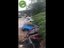 Последствия проливных дождей