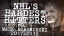 Biggest Mark Borowiecki Hits From 2017–18   NHL's Hardest Hitters