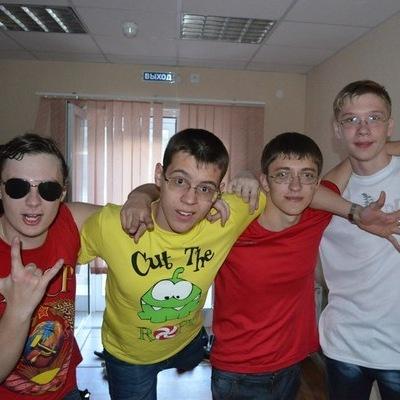 Максим Подгорный, 4 апреля , Томск, id96152844