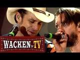 The BossHoss - 3 Songs - Live at Wacken Open Air 2015
