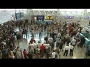 Flash Mob TAP no Aeroporto do Galeao