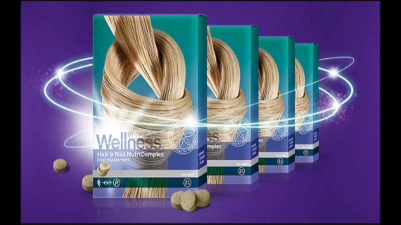 Нутрикомплекс для волос и ногтей! как восстановить свой организм?