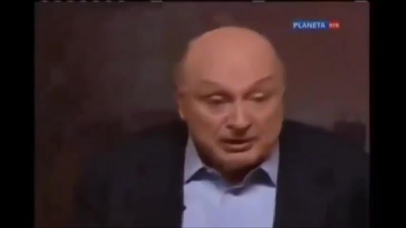 Жванецкий- Моя мечта -- разровнять место, где была Россия, и построить что-то новое