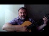 Одиноки гитарист Вадим Гефтер