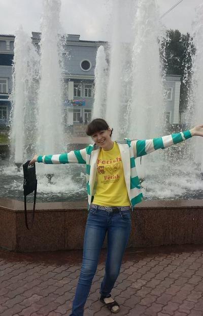 Иришка Ляховецкая, 6 декабря 1993, Байкальск, id150558372